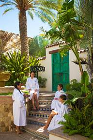 Private Spa Party in Cabo