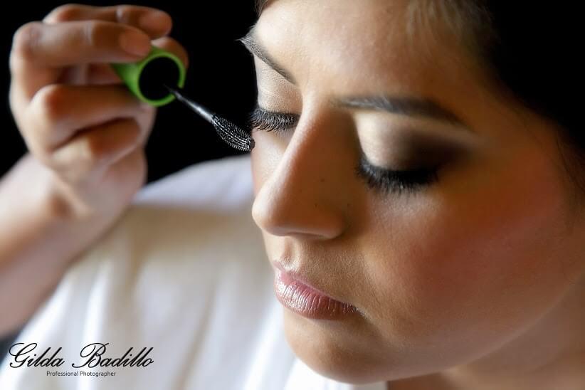 Cabo bridal hair and makeup
