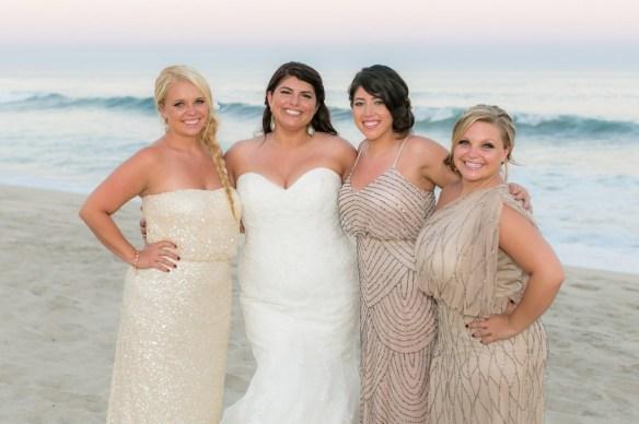 cabo wedding beach