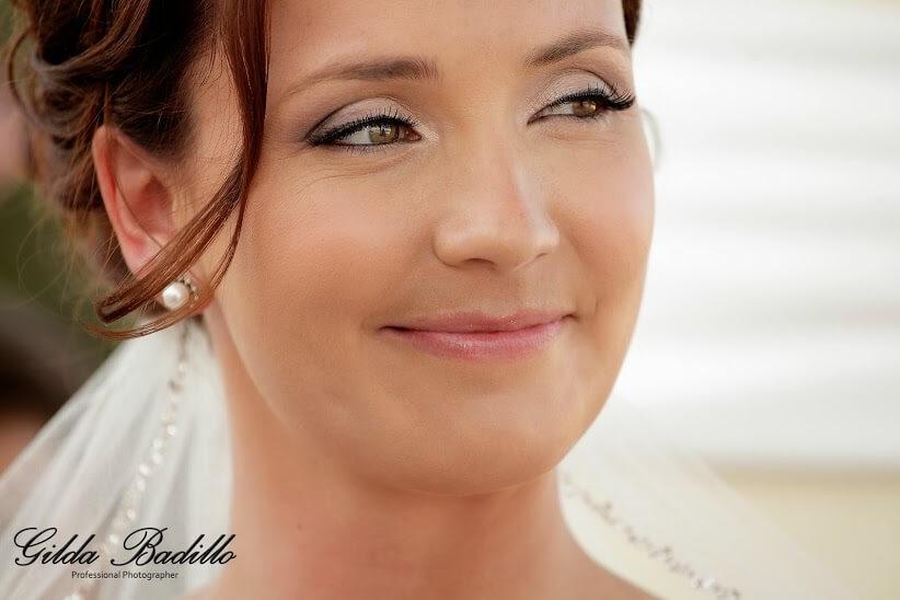 los cabos wedding bride