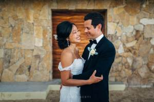 Wedding Hair and Makeup in Cabo