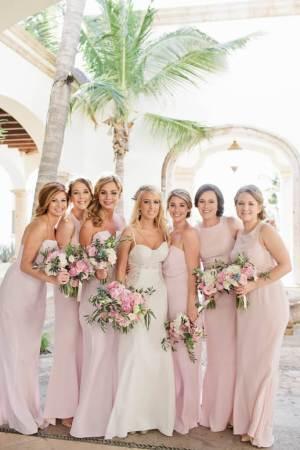Wedding Hair and Makeup in Cabo San Lucas