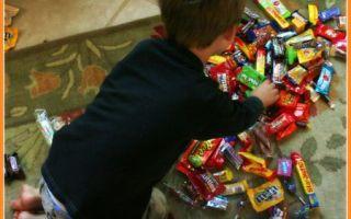 The Post-Halloween Ritual