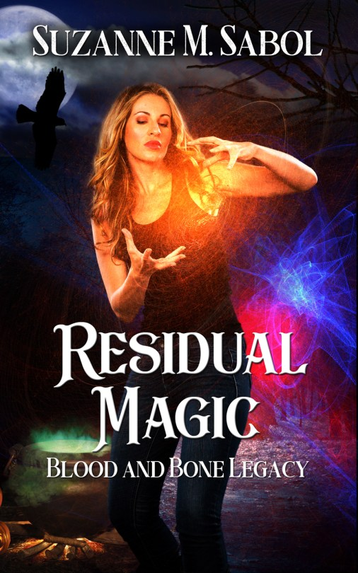 Residual Magic Blood and Bone Legacy Book Cover