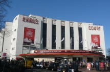 Earls Court Boutique Hotel Illustrative Building Study