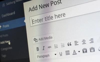 Project: een jaar bloggen voor bereik – een introductie