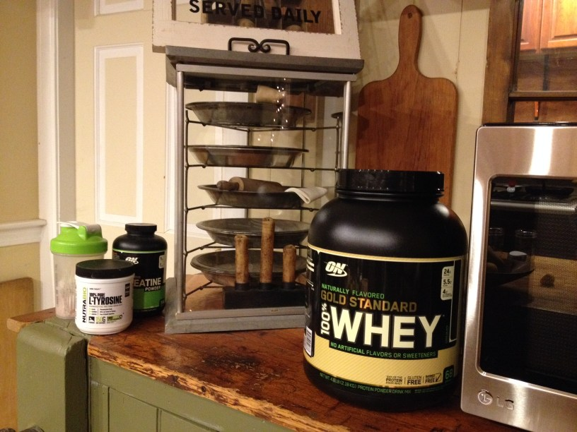 Where there's a will, there's a Whey! This guy is a piece of work.