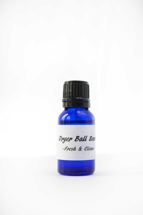Suzanne's Soaps LLC dryer ball scent 100% pure essential oil