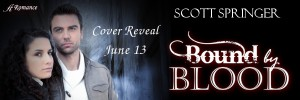 Bound by blood banner cover reveal