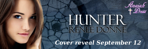 Hunter cover reveal banner
