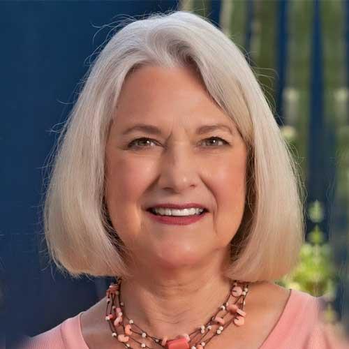 Author Susan Page