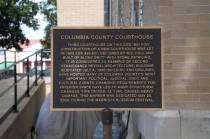 Columbia County Courthouse information