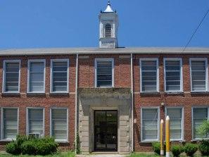 Rosemont Elementary entrance