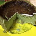 抹茶味のバスクチーズケーキ!プレシャスチーズケーキ301に再訪【北新地】