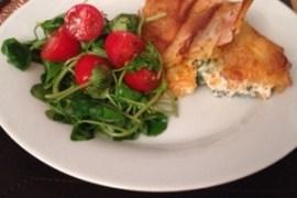 Spinach & Feta Filo Pie