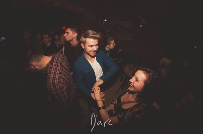Dancing at D'Arc