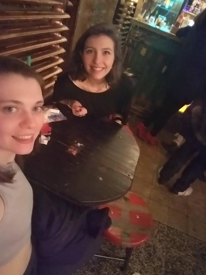 Szimpla Kert with Anika
