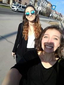 Maddie in Pécs