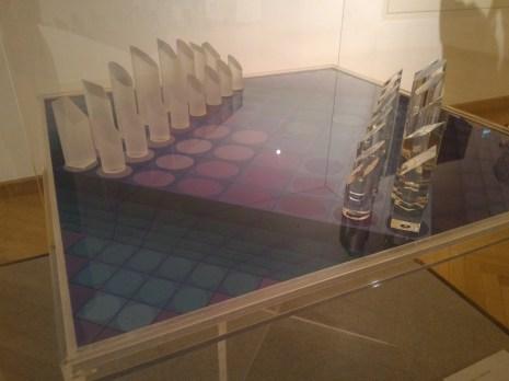 Vasarely Chessboard