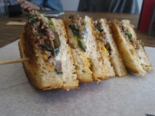Streat sandwich