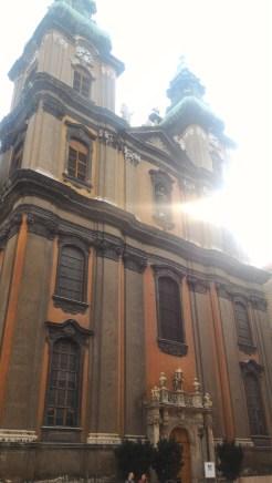 Eötvös Loránd Roman Catholic Church