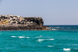 Santa Fe Island Cliff