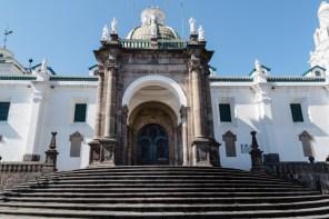 Metropolitan Cathedral of Quito, Ecuador