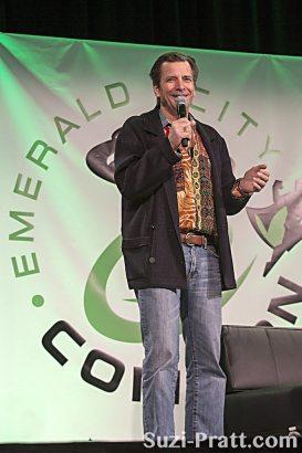 Dirk Benedict @ Emerald City ComiCon 2013