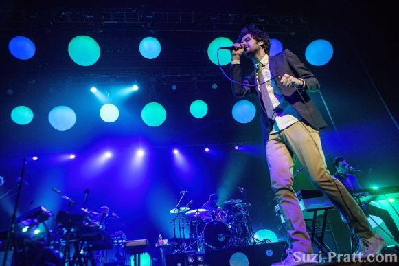 Passion Pit @ Paramount Theater, Seattle