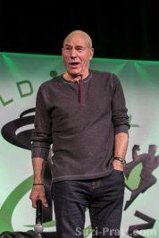 Sir Patrick Stewart @ Emerald City ComiCon 2013