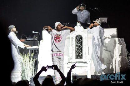 A$AP Rocky @ Key Arena, Seattle, WA