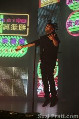 The Weeknd fall 2013 kickoff tour in Seattle concert photos