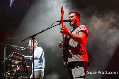 Alt-J @ Deck the Hall Ball at Key Arena in Seattle, WA