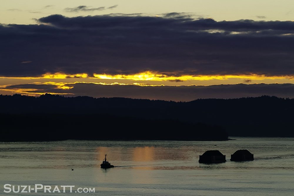 Gabriola Island and Victoria British Columbia Canada