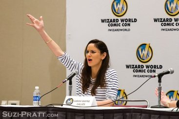 Wizard World Portland Comic Con Sarah Wayne Callies
