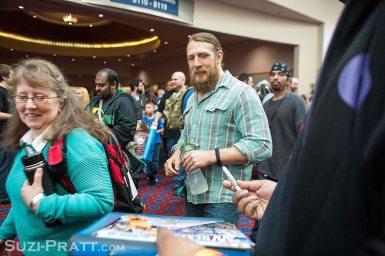 Wizard World Portland Comic Con WWE Daniel Bryan
