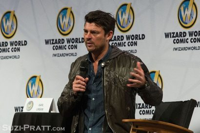 Wizard World Portland Comic Con Karl Urban