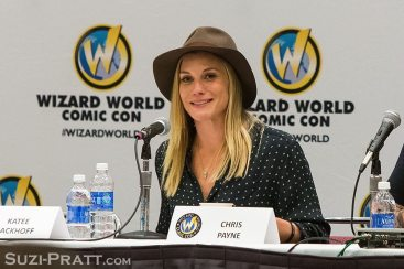 Wizard World Portland Comic Con Katee Sackhoff
