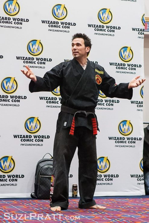 Wizard World Portland Comic Con Jason David Frank