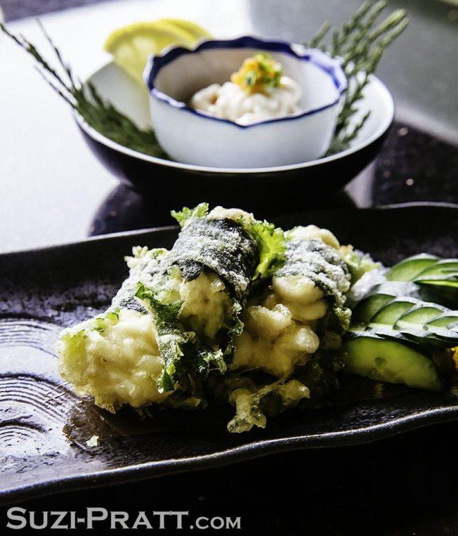 Ginza Japanese restaurant Bellevue food photography