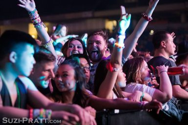 Go Hard music festival photography