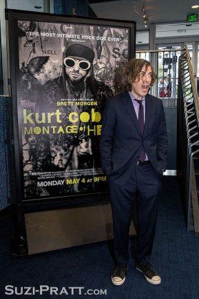 Brett Morgen Kurt Cobain Montage of Heck documentary
