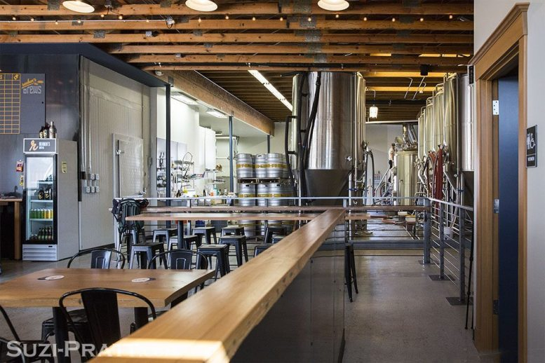 Reubens Brews Tasting Room in Ballard, Seattle