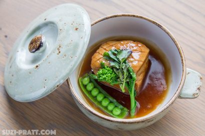 Naka Japanese kaiseki food photography