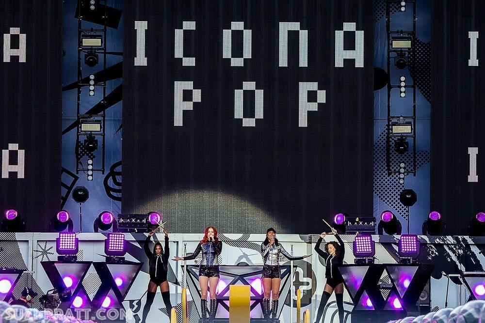Icona Pop at Seattle WA