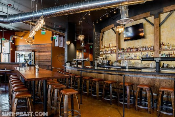 Beardslee Public House Seattle restaurant photography