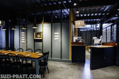 Chop Shop Seattle restaurant photography