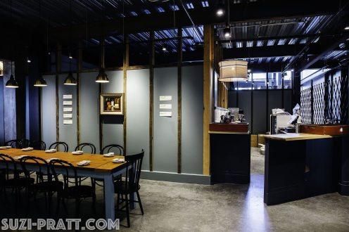 Chop Shop Seattle restaurant photography