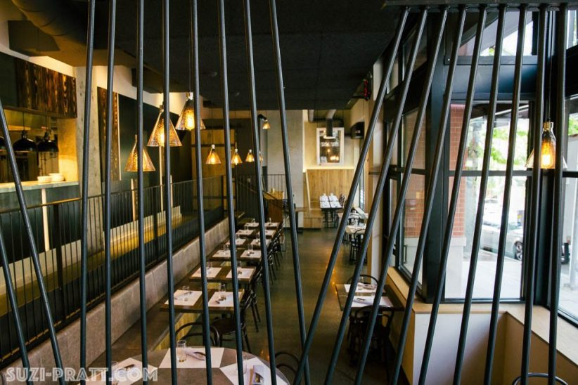Naka Seattle Restaurant photography