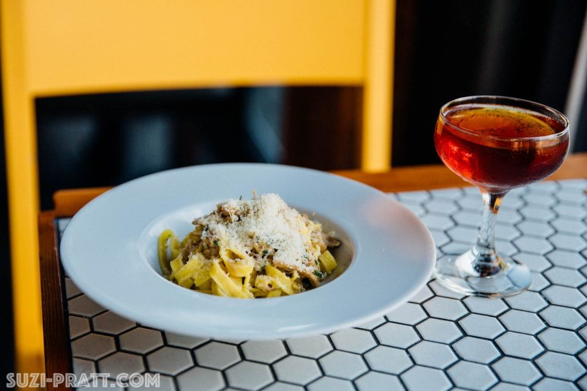 Artusi Bar Seattle food photography